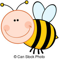 Bumblebee clipart. And stock illustrations vector vector library download