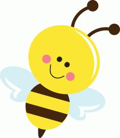 Bumble bee clip art. Bumblebee clipart image royalty free library