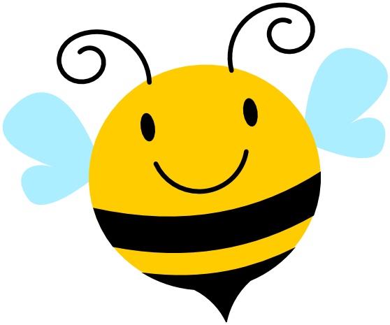 Bumblebee clipart abeja. Cole abejas