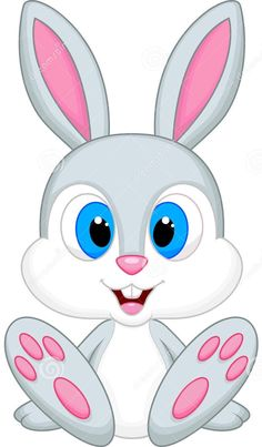 Bunny clipart cute bunny. At getdrawings com free