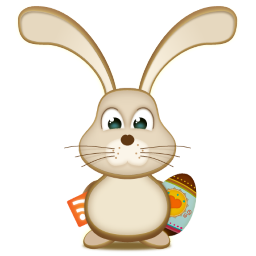 Easter bunny png free. File callahan s mountain