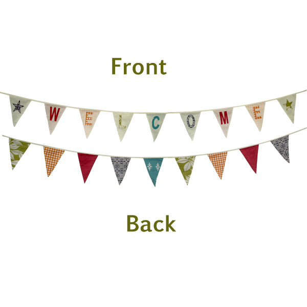 bunting banner png