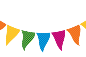 Bunting vector pastel. Png image related wallpapers