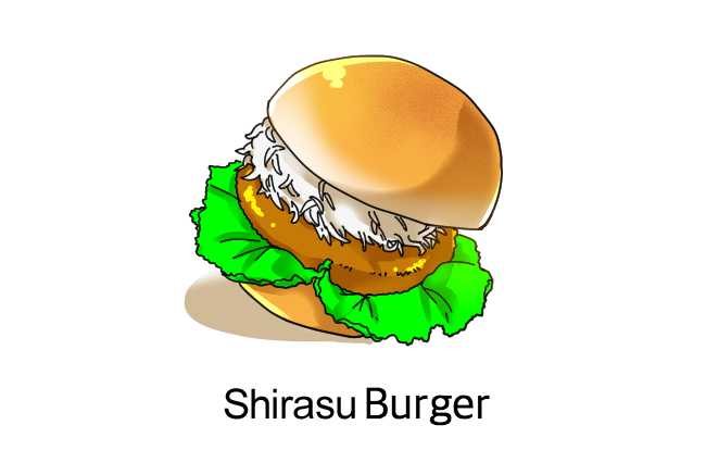 Burger clipart plain burger. Of the most