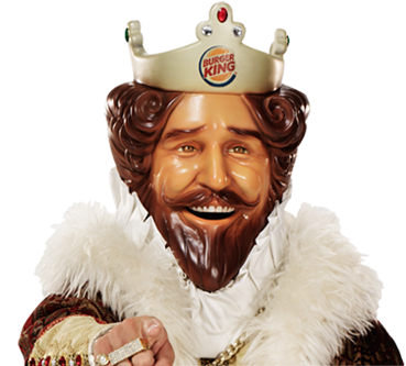 burger king crown png