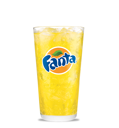 Burger king drink png. Fanta middle east