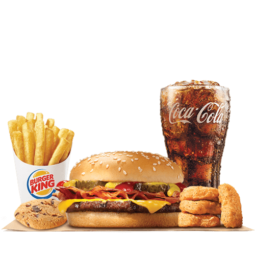 Burger king drink png. For items meal deal
