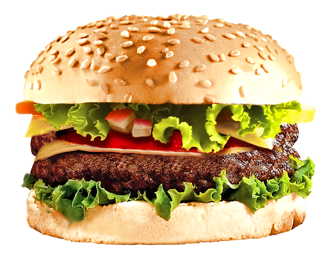 Food png. Burger images transparent free