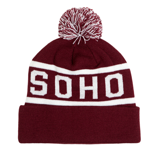 Burgundy beanie png. Hats beanies official band