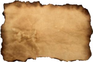 Burnt paper background png. Old check all related