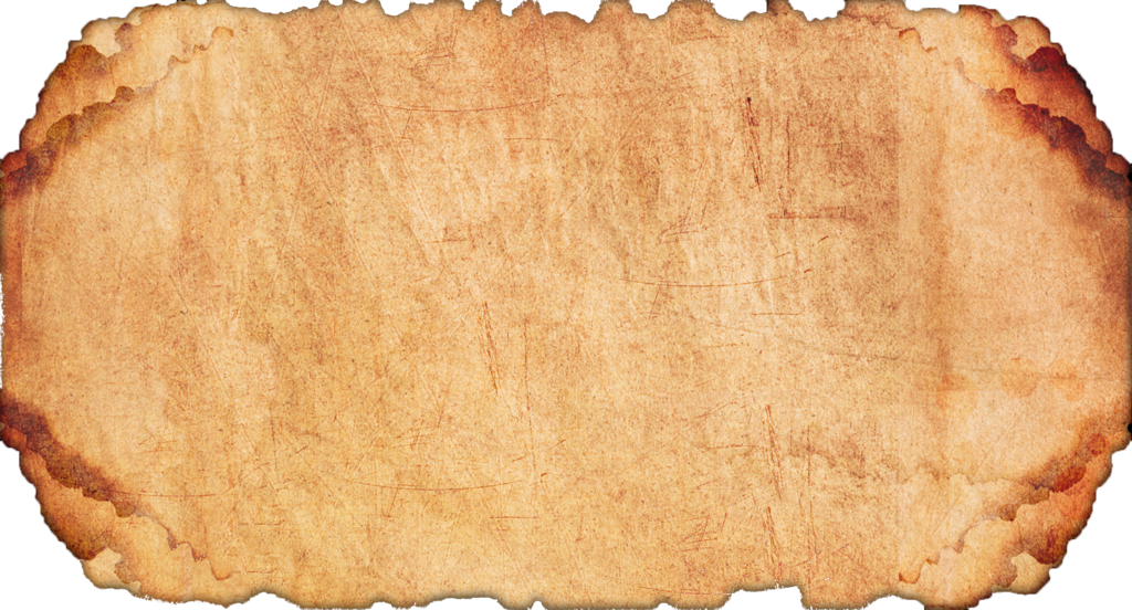 Burnt paper background png. Very old texture free