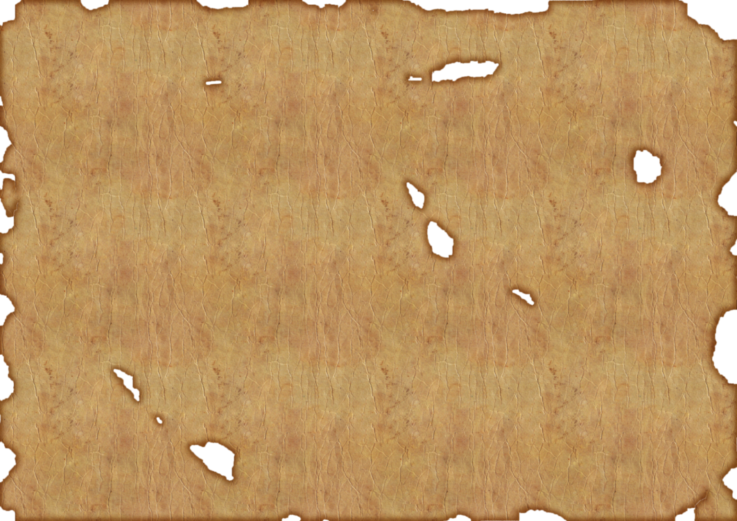 Burnt paper background png. Texture free for personal