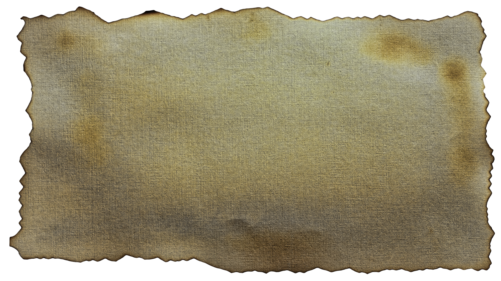 Burnt paper background png. Old