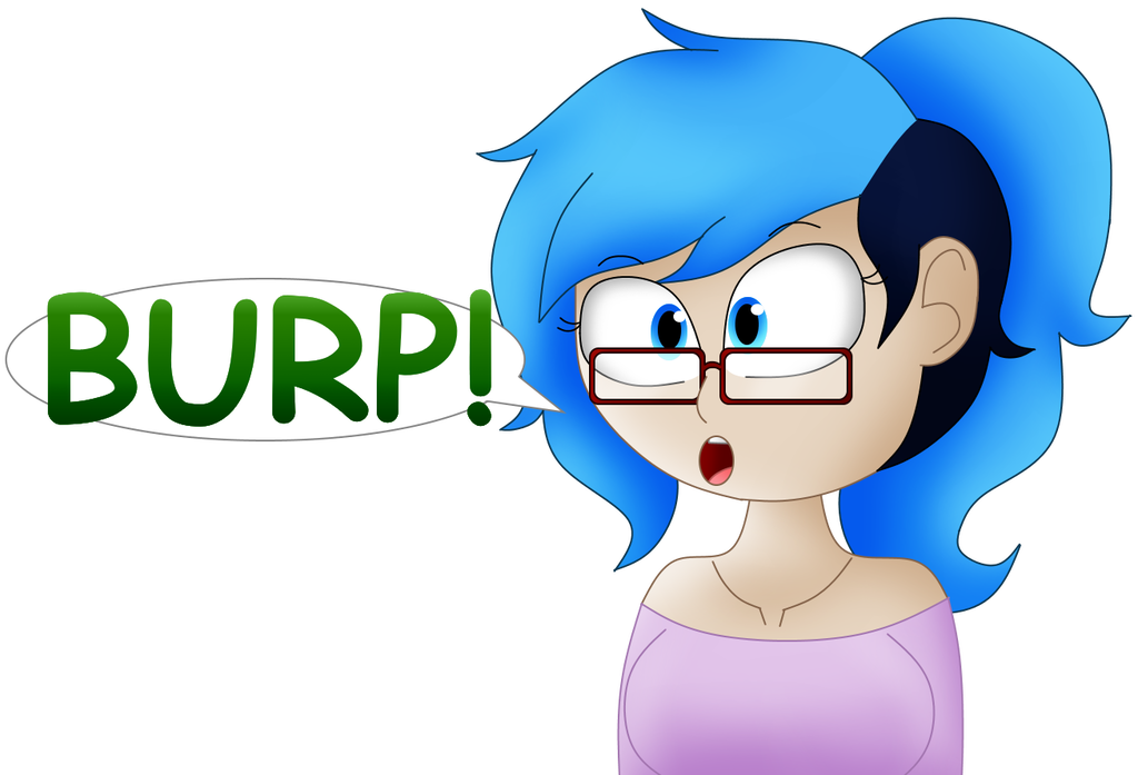 Burp drawing text. Gift n by girlsvoreboys