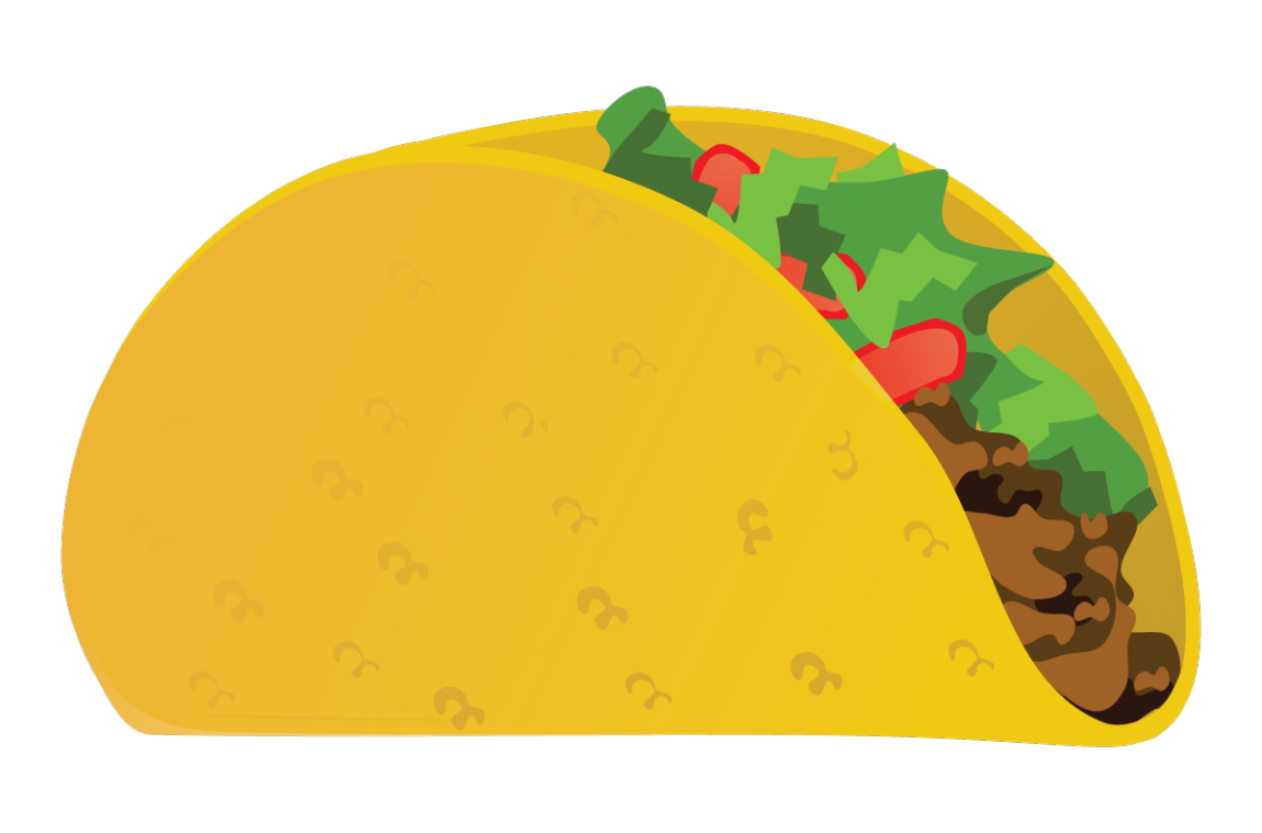 Taco emoji png. Finally and burrito emojis