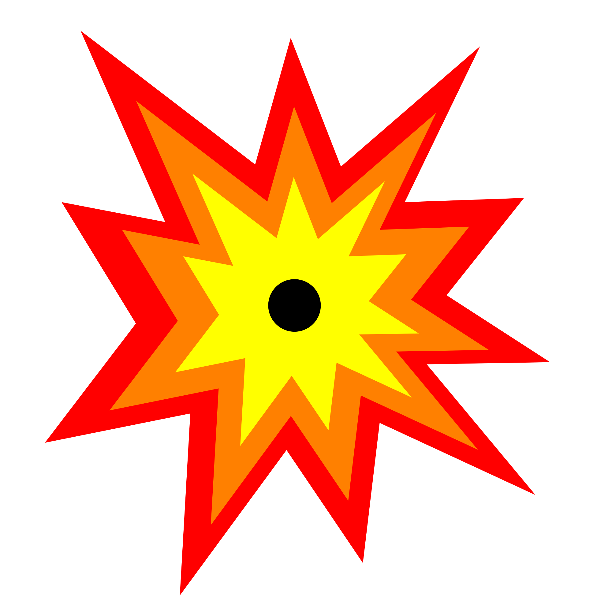 Burst icon png. File explosion svg wikimedia