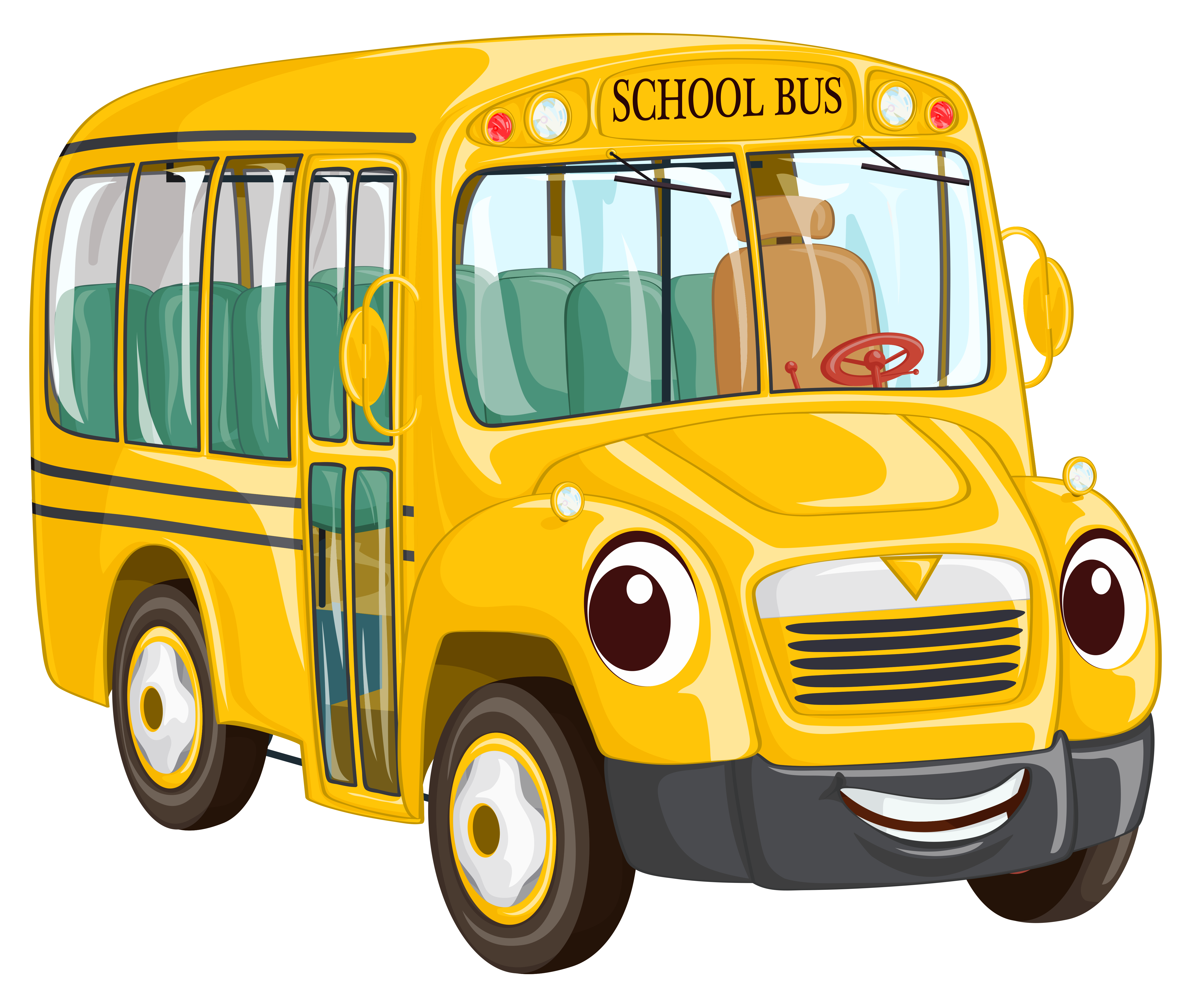 Bus clip art png. School clipart image gallery