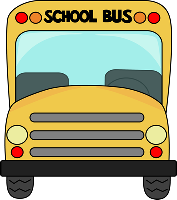 Bus clipart bus route. School transportation routes
