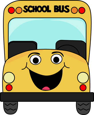 Cartoon school pictures cliparts. Bus clipart knight freeuse stock