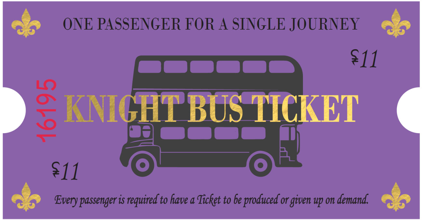 Clip art ticket template. Bus clipart knight banner royalty free stock
