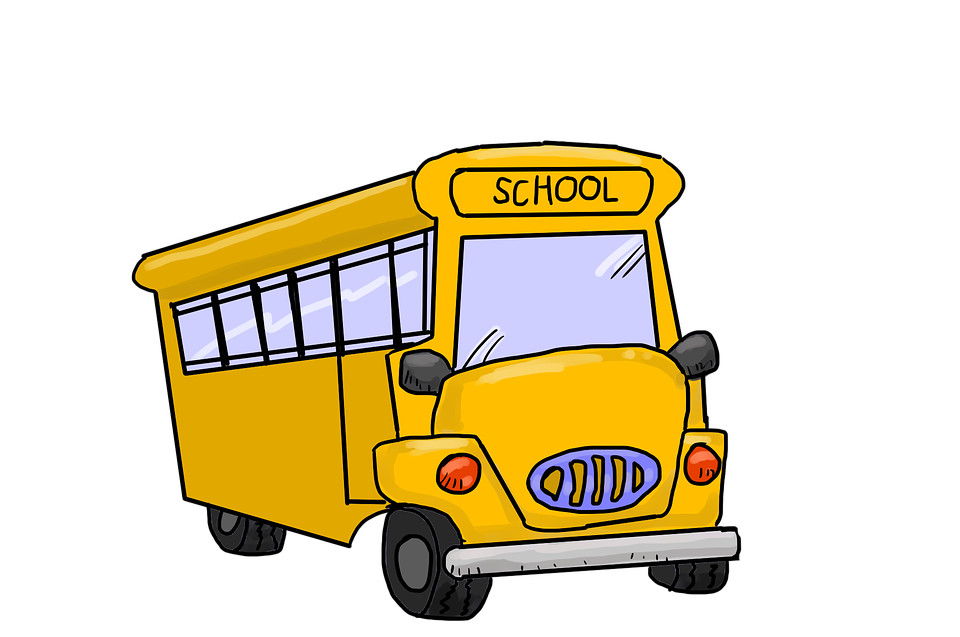 Bus png cartoon. Free photo motor vehicle