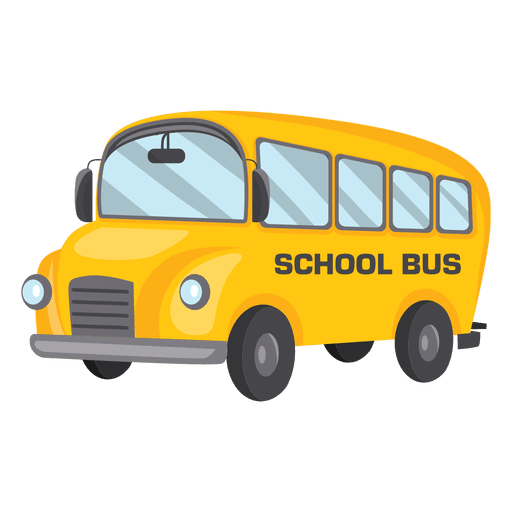 Bus side png. School from the transparent