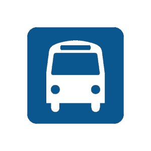 Bus free images at. Stop vector jpg library stock