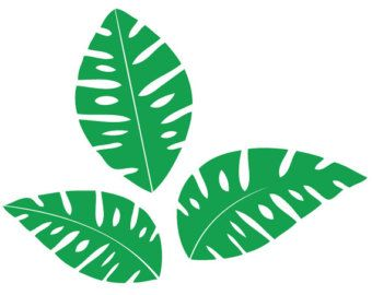 Bush clipart jungle leaves. Sweet looking clipartuse cilpart