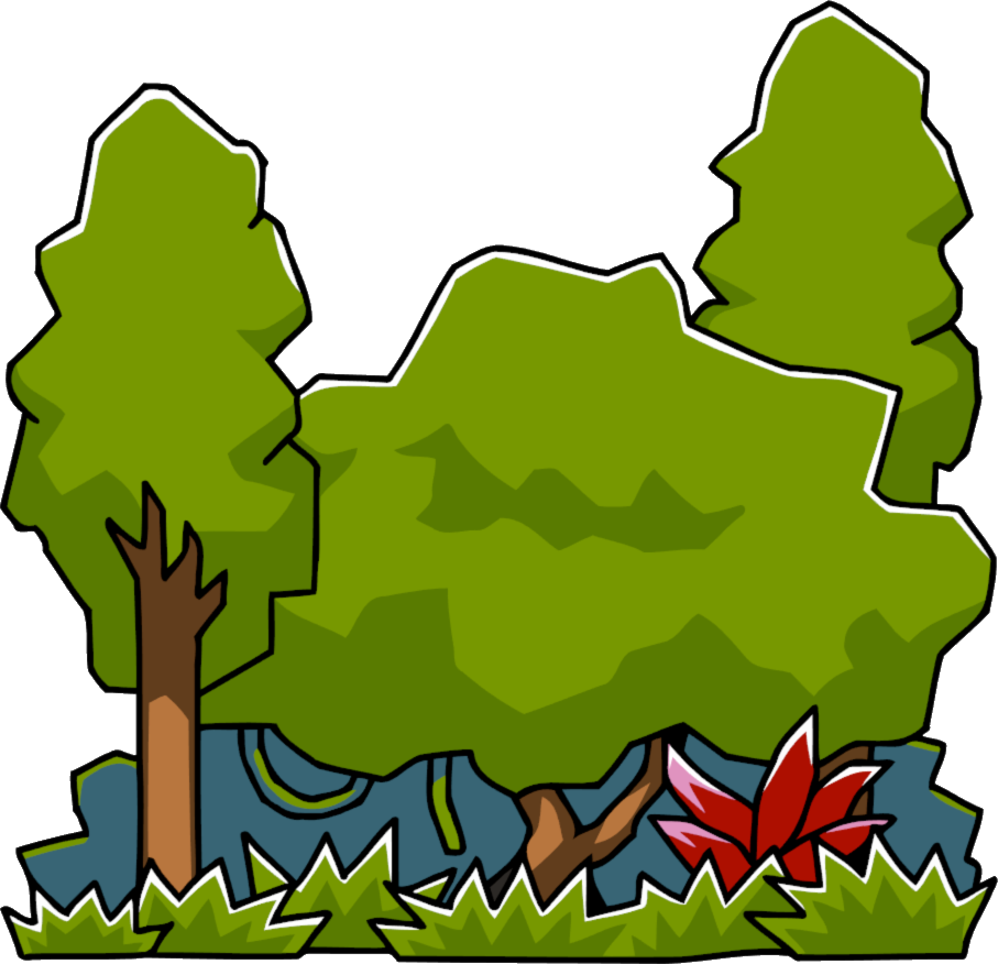 Plants at getdrawings com. Rainforest clipart scenery banner freeuse stock