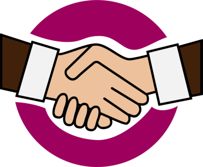 Business clipart handshake. Computer icons download holding
