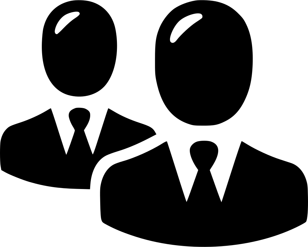 Person svg bussiness. Business people png icon
