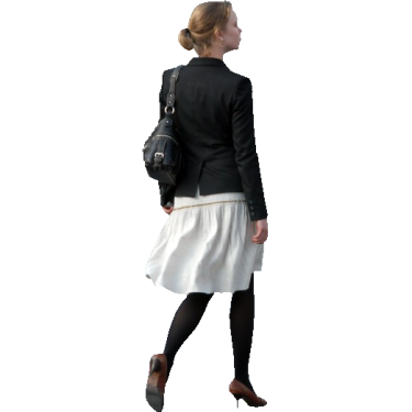 Woman legs png. Silhouette people walking away