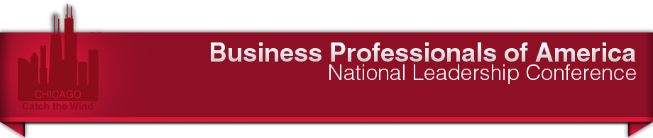 Business professionals of america logo png. Buildings national leadership banner