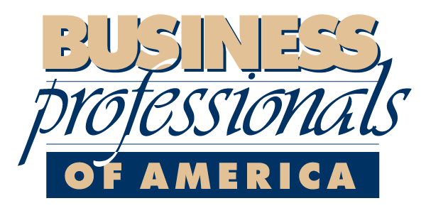 Business professionals of america logo png. Bpa to chicago nlc