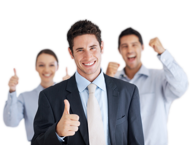 Business success png. Transparent free images only