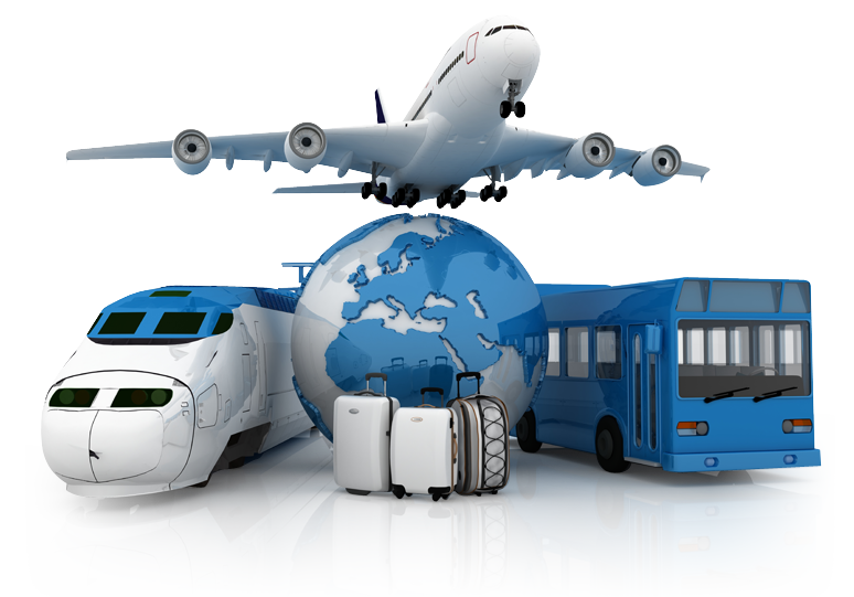 Business travel png. Free transparent image vector