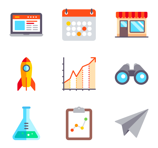 Business vector png. Icon packs for