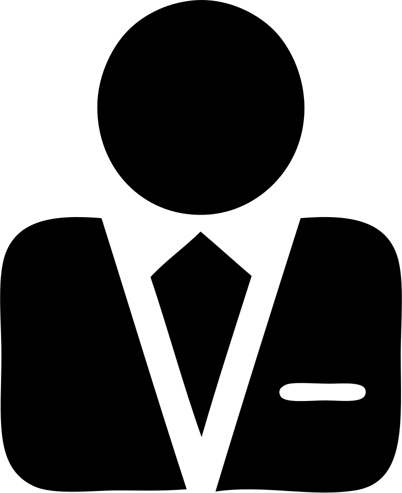 Businessman icon png. Svg free download onlinewebfonts