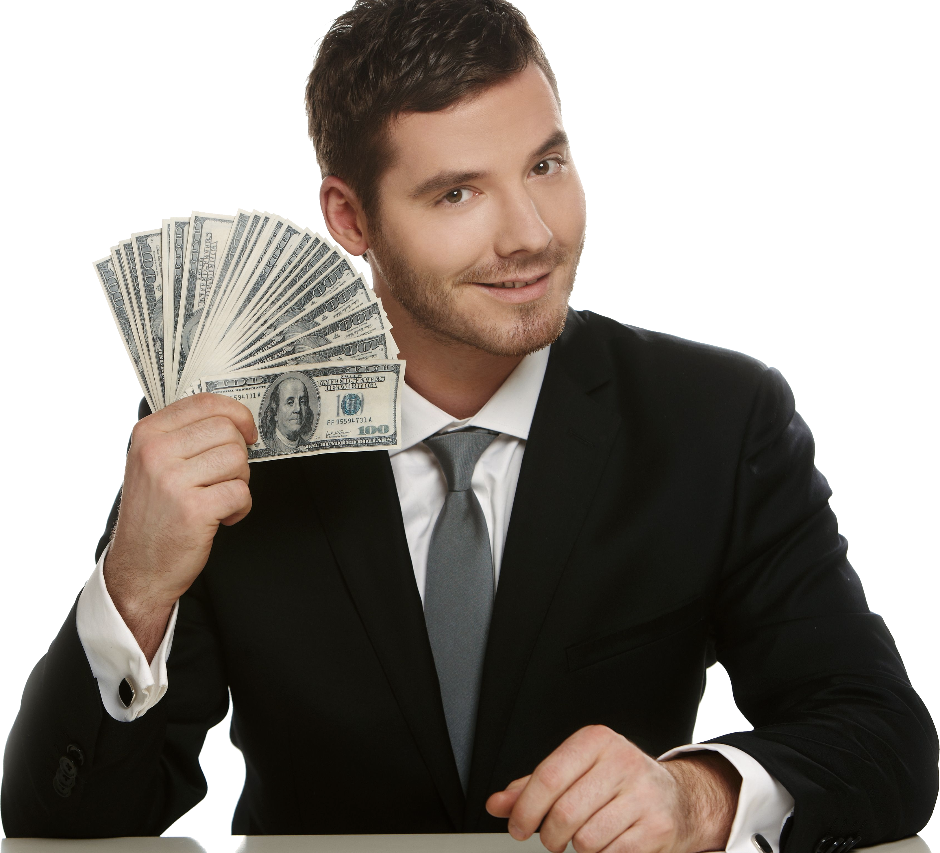 Businessman on the phone png. Business man image purepng