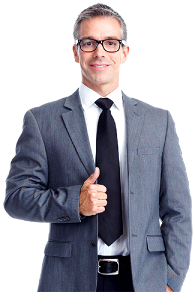Face businessman png. Image dlpng download with