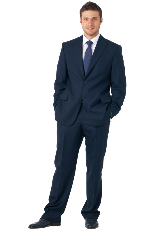 Businessman standing png. Image small super smash