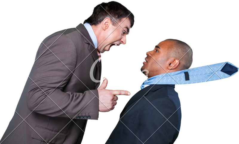 businessman yelling png