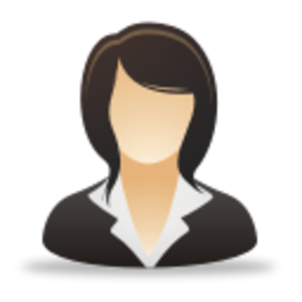 Businesswoman clipart male female. Free picture of business