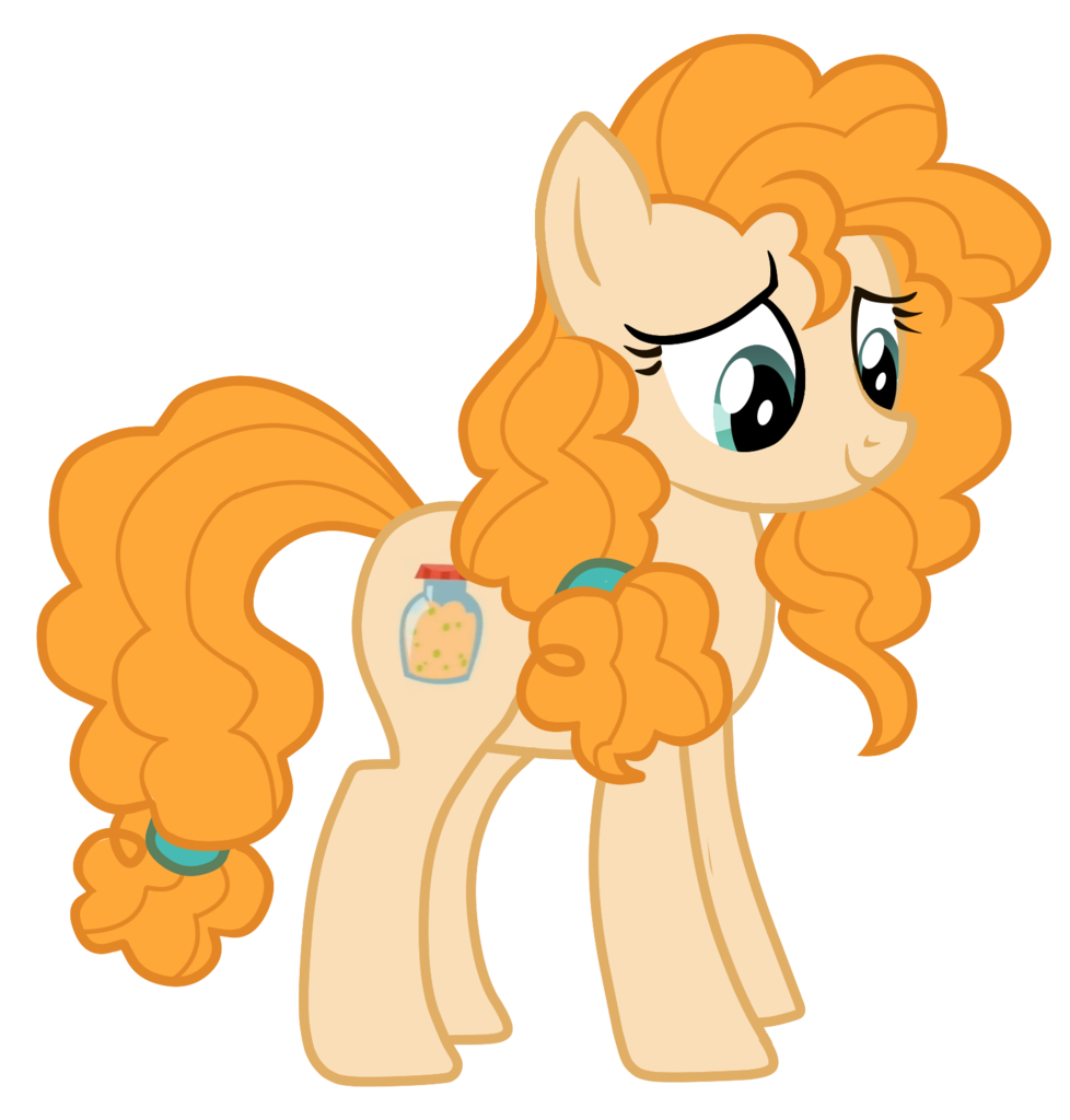 Butter character png. Artist magpie pony