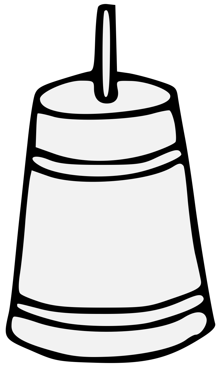 Traceable heraldic art charge. Butter clipart butter churn banner royalty free