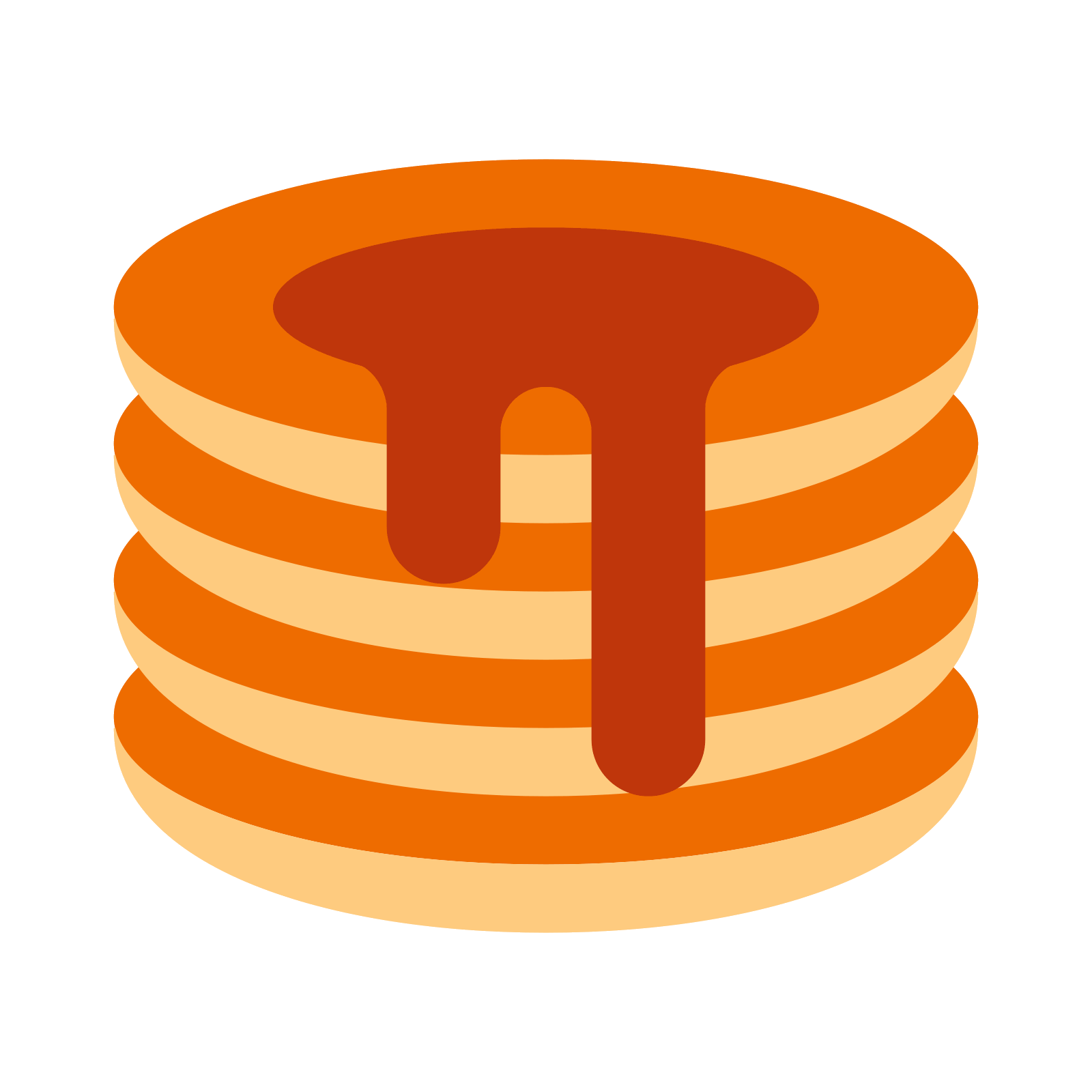 pancake. Red puddle png clip royalty free library