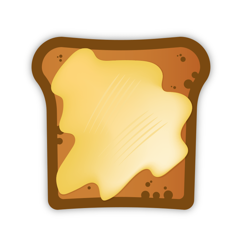 Butter emoji png. Leaked the latest pack
