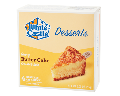 Butter stick png. White castle gooey cake