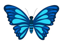 Photo clipart butterfly. Free clip art pictures