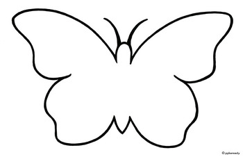 Butterfly clip art black and white. Silhouette tattoos at getdrawings